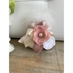 Sacchetto Mini Francesina con Fiore