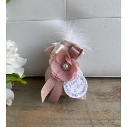 Sacchetto Piccolo Pinzato con Fiore