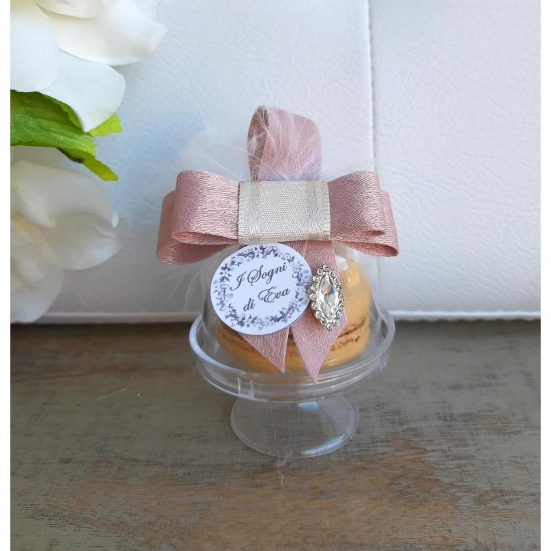 Alzatina con Macaron - Bomboniere Matrimonio, Promessa e ...