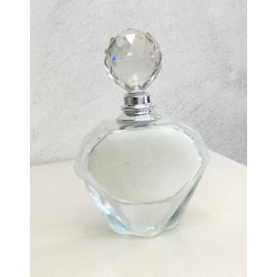 Profumatore Bottiglia Diamante Tappo Swarovski Tiffany